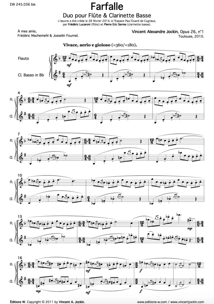Farfalle, Op. 26, No. 1