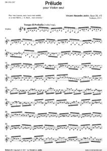 Prelude, Op. 26, No. 2